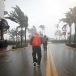 'Irma' toca la zona sur de los Cayos de Florida