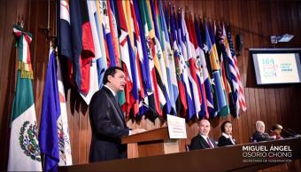 Osorio Chong confía PAN superará diferencias internas