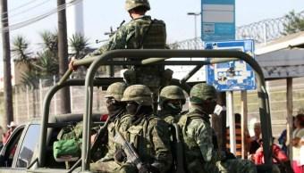 Ejército continuará con labores de vigilancia en Veracruz