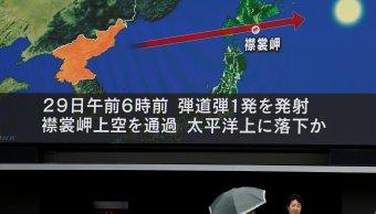 Nuevo misil norcoreano no representa amenaza Estados Unidos Pentágono