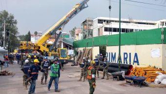 Vecinos denunciaron irregularidades construcción Colegio Rébsamen