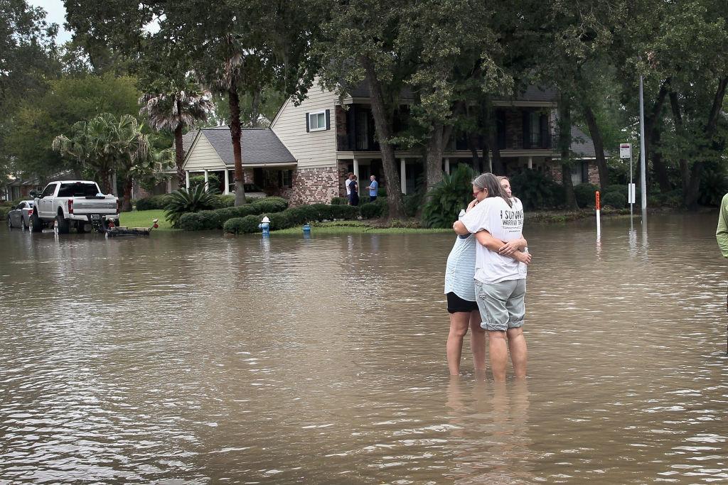 Aumenta cifra personas muertas Harvey Texas