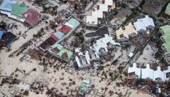 Balance muertos y danos huracan Irma Caribe