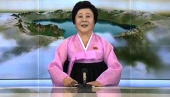 Ri Chun-hee, la voz de las noticias del régimen de Corea del Norte