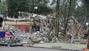 multifamiliar de tlalpan esta colapsado por sismo