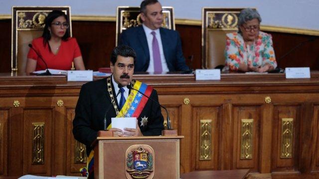 Gobernadores deben subordinarse Constituyente o ser destituidos Maduro