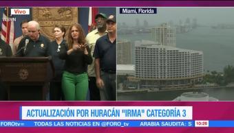 Necesario Toque Queda Miami Informa Alcalde