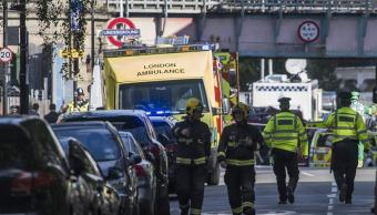 No hay mexicanos afectados por atentado en Londres