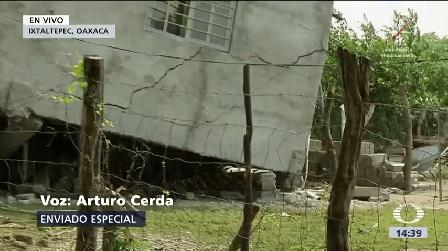 Oaxaca Recibe Ayuda Damnificados Sismo