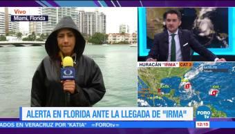 Ordenan Evacuación 6.4 Millones Personas Florida Irma