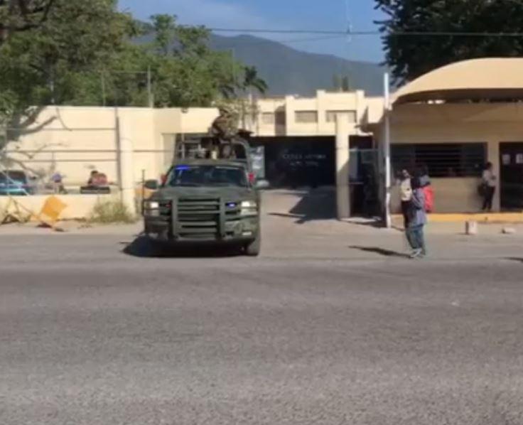 Pelea entre reos del penal de Ciudad Victoria deja tres heridos