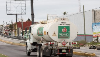 Pemex garantiza el abasto de combustible tras sismo