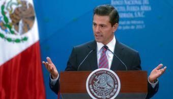 Peña Nieto reconoce en Informe que persisten importantes desafíos