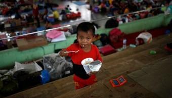 34 mil personas huyen de las inmediaciones del volcán Agung en Bali