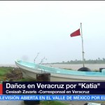 Prevén 48 horas de fuertes lluvias en Veracruz
