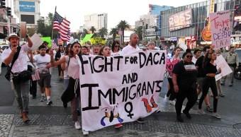 Mayoría de estadounidenses apoya a dreamers, revela encuesta