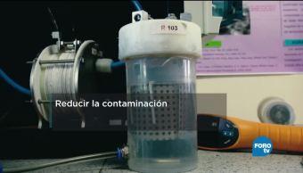 Reducción Contaminantes Motocicletas Gas Oxi-Hidrógeno Estudiantes Del Ipn