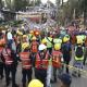 Rescatistas detienen operaciones en CDMX por nuevo sismo