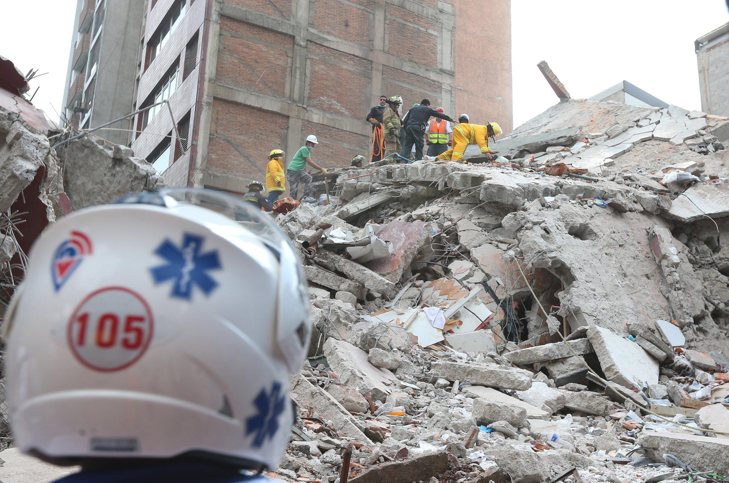 Caos en municipios de Jojutla por sismo en Morelos