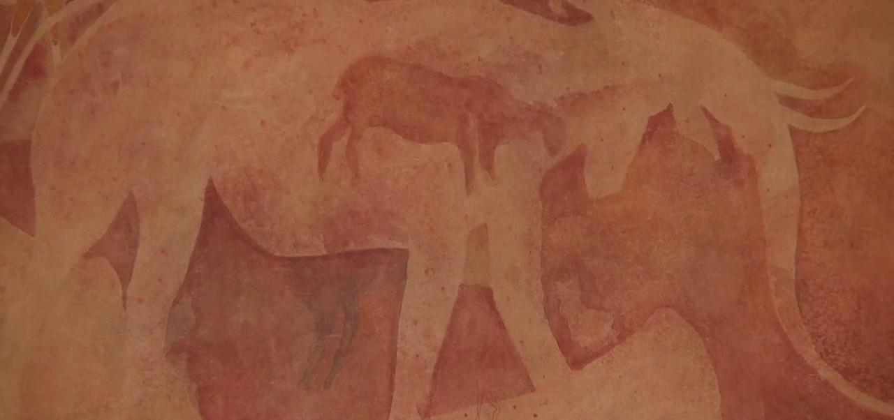 Retomando Frobenius Mundo Arte Rupestre Javier Aranda Luna Museo Nacional De Antropología