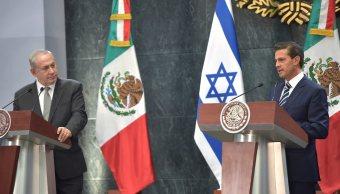 México Israel acuerdan modernizar Tratado de Libre Comercio