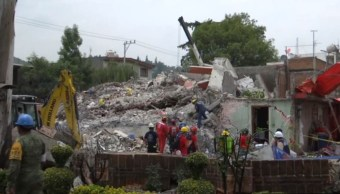Pobladores San Gregorio Atlapulco, Xochimilco, pierden todo por el sismo