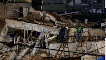 Santiago falleció en el derrumbe del colegio Enrique Rébsamen