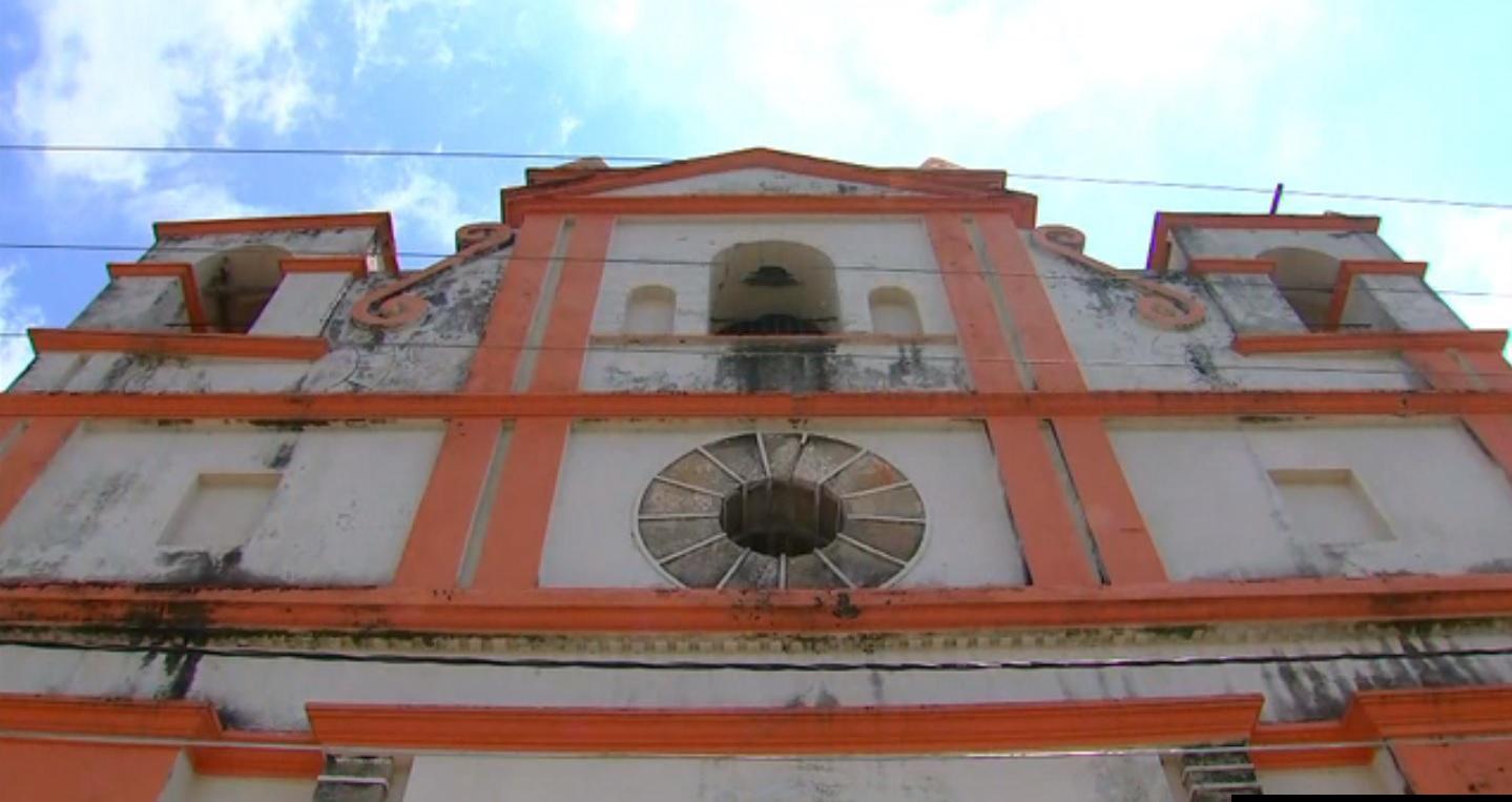 iglesia de venustiano carranza chaipas sufre daños por sismo