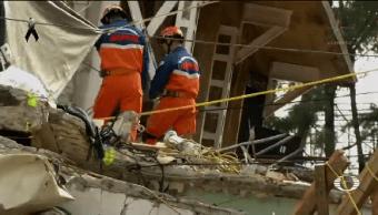 Cumple Una Semana Terremoto 19-S Habitantes