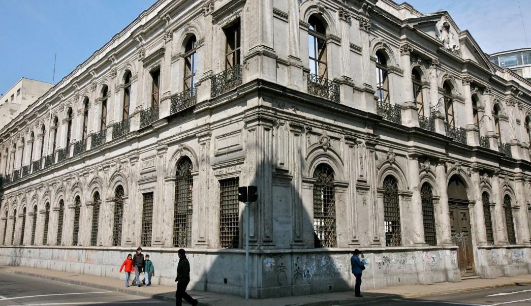 Edificio de la Secretaría de Educación Pública