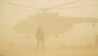 Irak ataca posiciones del Estado Islámico en frontera con Siria