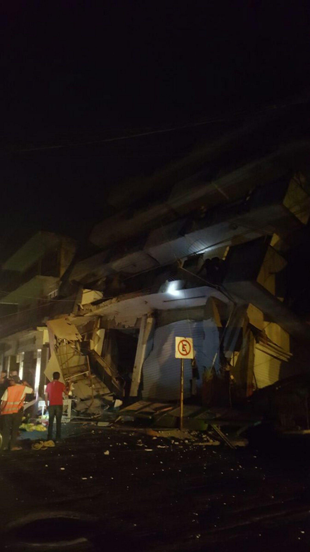 sismo en oaxaca provoca graves daños en oaxaca