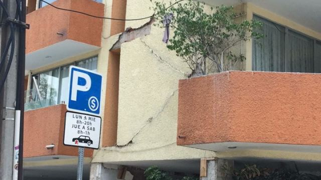 42 muertos por sismo en Morelos