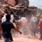 ONU ofrece apoyo a México tras sismo