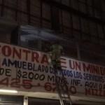 sismo causa daños en la colonia doctores