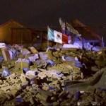 Sismo del jueves devasta Juchitán Oaxaca