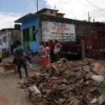 DIF envia toneladas ayuda zonas dañadas sismo