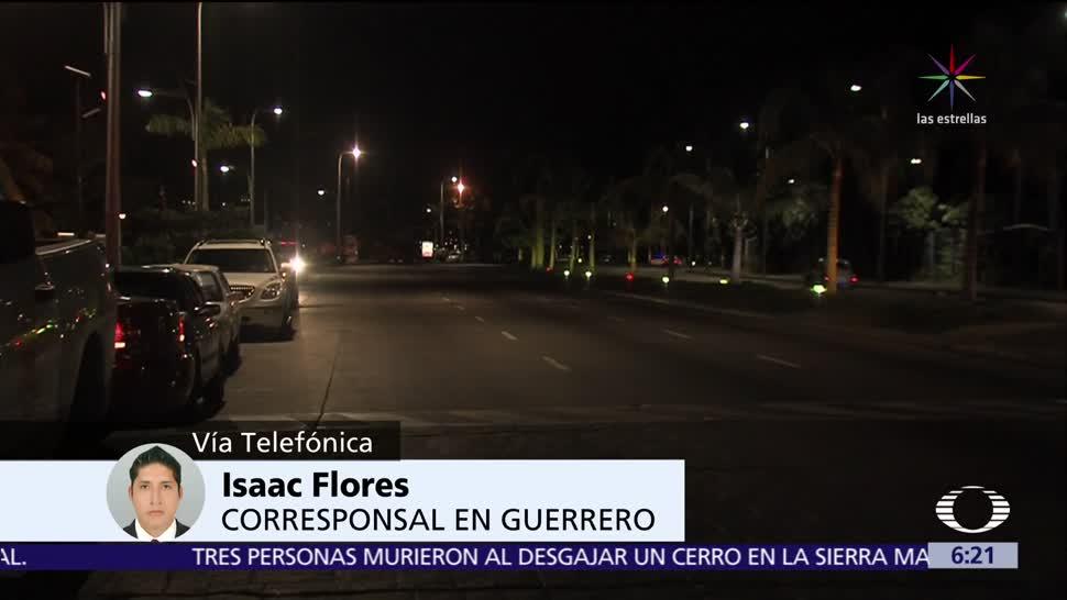 Suspenden clases en Guerrero tras sismo