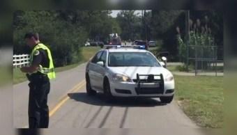 Detienen a presunto tirador de iglesia en Tennesse que dejó un muerto