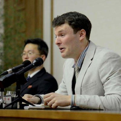 Corea del Norte acusa a EU de explotar en su contra muerte de Otto Warmbier
