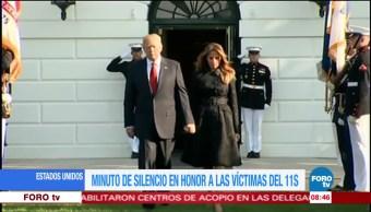 Trump, encabeza, actos, conmemorativos