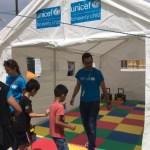 Unicef abre centros para niños afectados por sismo en Oaxaca