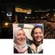 Uruba Barakat y su hija Halla, asesinadas en Turquía