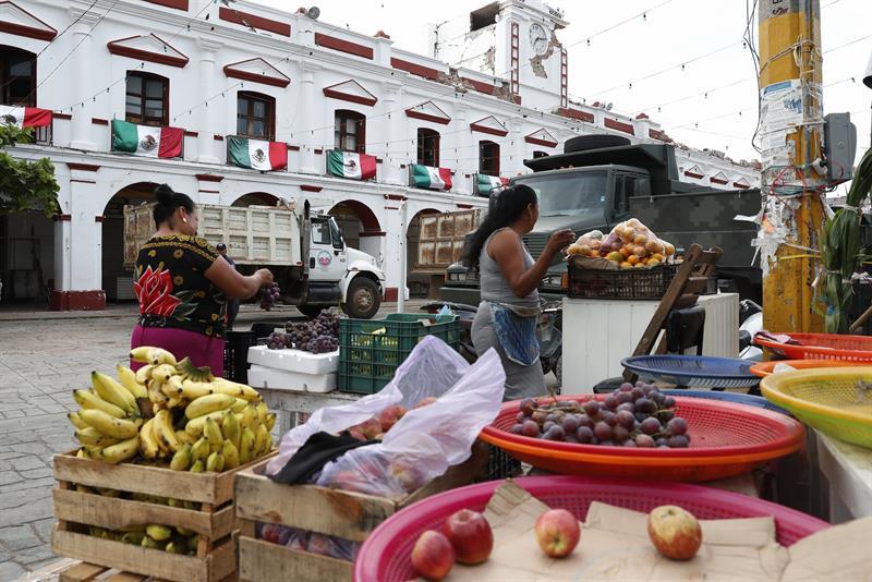 Confirman sismo de 6.1 con epicentro en Oaxaca; imperceptible en CDMX