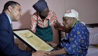 Muere la mujer más longeva del mundo en su natal Jamaica
