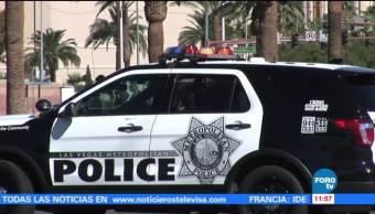Policía recupera material para fabricar explosivos que pertenecía a Stephen Paddock
