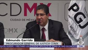 PGJ CDMX integra expediente por derrumbe del colegio Enrique Rebsamen
