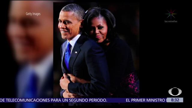 Los Obama cumplen 25 años de casados
