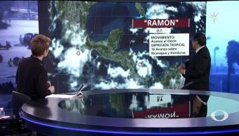 Histórica temporada de lluvias en México