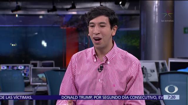 Pedro Kumamoto confirma que reunirá firmas para convertirse en senador